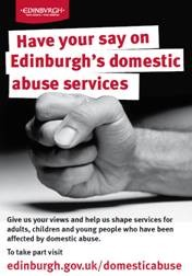 Edinburgh Domestic Abuse service review
