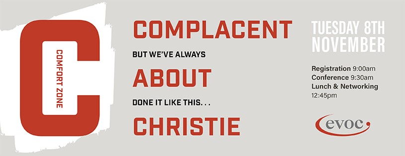 Complacent about Christie
