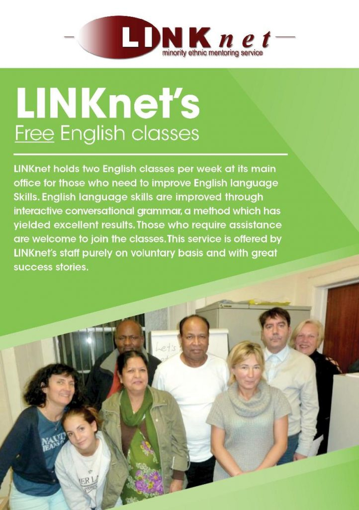 Free English Class Service (leaflet)-page-001