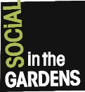 Social in the Gardens Logo